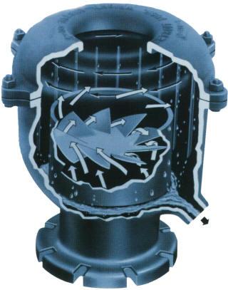 Cast Iron Exhaust Head